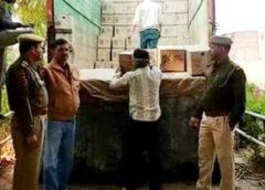 गुजरात : 3 दिन में 5 करोड़ की शराब जब्त