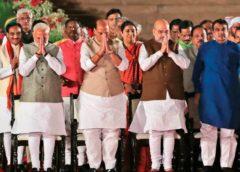 नई दिल्ली: अनुच्छेद 370  केंद्र सरकार इस हफ्ते 36 मंत्रियों को कश्मीर भेजेगी
