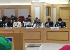 नई दिल्ली: सरकार-किसानों की बैठक रही बेनतीजा-अब निगाहें 3 दिसंबर पर