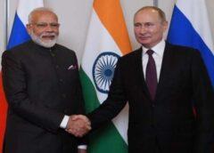 कोरोना संकट में भारत के साथ दोस्ती निभा रहा रूस