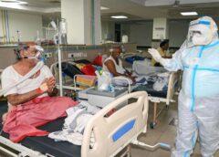 कोरोना वायरस: भारत में टूट गए सारे रिकॉर्ड, एक दिन में 4.12 लाख नए केस-4 हजार मौतें