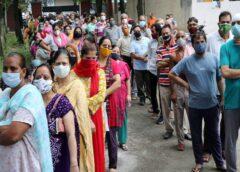 नई दिल्ली: देश में कोरोना-इसी महीने आ सकती है तीसरी लहर-अक्टूबर में पीक पर होगा कोरोना