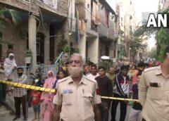 दिल्ली: के सीमापुरी में आग का तांडव, एक ही परिवार के 4 लोगों की मौत